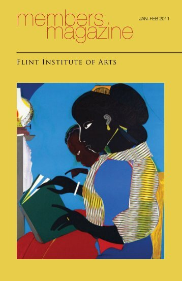 membersmagazine Jan–FEB 2011 - the Flint Institute of Arts