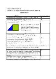Mathetest (PDF)