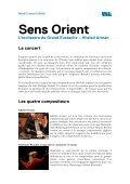 Sens Orient - Forum-Meyrin - Page 2