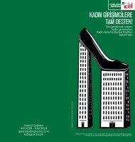 Kobi Bankacılığı Kadın Girişimci Destek Paketi - Garanti Bankası