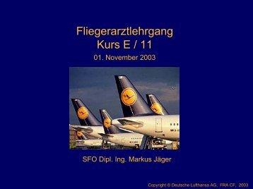 Flugsicherheit - Deutsche Akademie für Flug