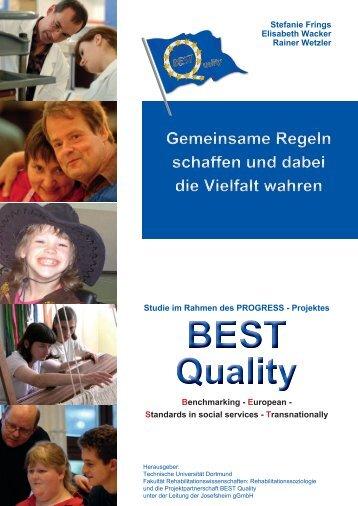 Teil 1 - Fakultät Rehabilitationswissenschaften - TU Dortmund