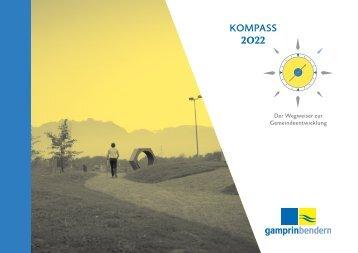 Kompass 2022 - Gemeinde Gamprin