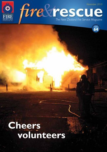 Download PDF: Issue 64 - New Zealand Fire Service