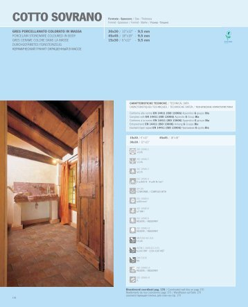 COTTO SOVRANO - Fliser til hele boligen i flotte varme ... - Flisestudiet