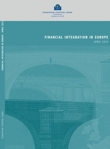 Financial integration in Europe - Financial Risk and Stability Network