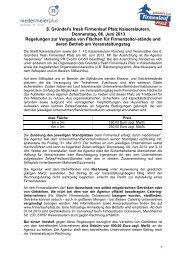 Anmeldeformular - Firmenlauf Pfalz