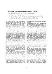 Volledige tekst - Universiteit Utrecht