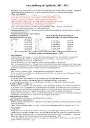 Ausschreibung Jugend Spielserie 2011 / 2012 (pdf 0,16 MB)