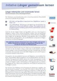Flugblatt - Freinet-Kooperative eV