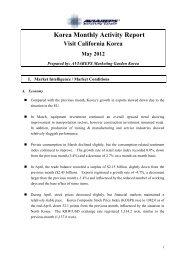 May - the California Tourism Industry Website