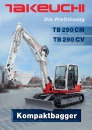 technische daten tb 290 cv