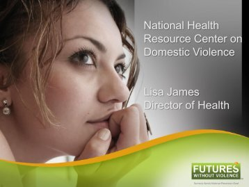 National Health Resource Center on Domestic Violence