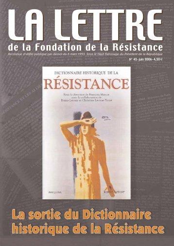 Télécharger au format PDF (898.8 Ko) - Fondation de la Résistance
