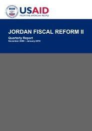 First Quarterly Report, November 2009 - January 2010 - Frp2.org