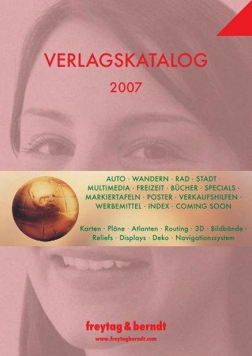 Katalog 2007:Katalog 2007.qxd - Freytag & Berndt