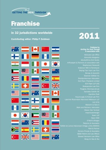 Franchising Laws - China - International Franchise Association