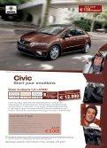 Salonpromoties - Honda - Page 7