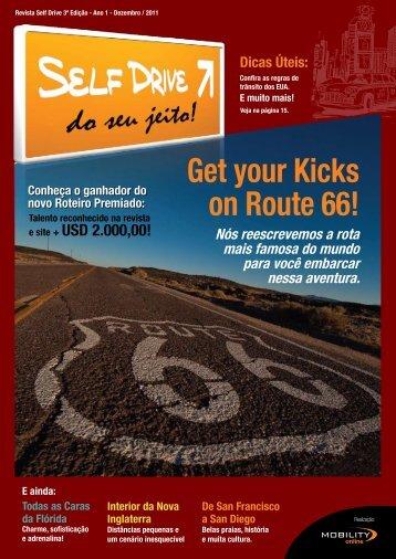 Revista SelfDrive Ed.03 - Ano 1 - 2011