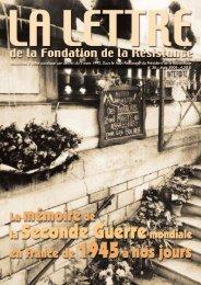 Télécharger au format PDF (630.0 Ko) - Fondation de la Résistance