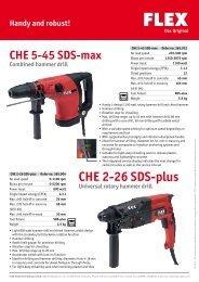 CHE, DH 5-45 - FLEX