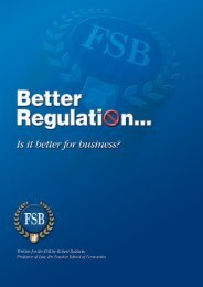 Click here for pdf - Federation of Small Businesses