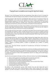 download the document (pdf - 102 KB) - FoodDrinkEurope
