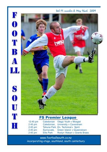 FS Premier League - Football South