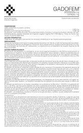gadofem prosp 9/06.qxd - Gador SA