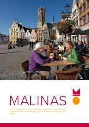 Folleto de Malinas 1 - Flandes y Bruselas