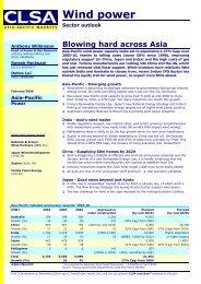 Wind power - Asia Europe Clean Energy (Solar) Advisory Co. Ltd.