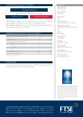FICHE TECHNIQUE DES INDICES FTSE CSE MOROCCO - Page 2