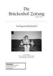 Ausgabe 1/2004 - Frauentreff Brückenhof
