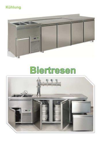 4. Biertresen - Gastro-Ausverkauf.de