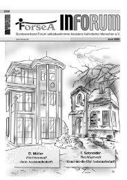 +++INFORUM Druck 2-09 - ForseA