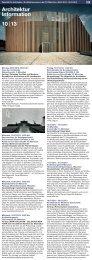 Architektur Information 10 |13 - Fakultät für Architektur