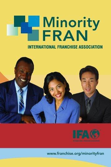 The Franchise Advantage - International Franchise Association