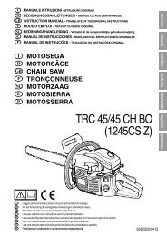 (1245CS Z) TRC 45/45 CH BO - Bienvenue sur le site technique de ...
