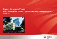Bank of America Merrill Lynch Asian Stars Conference 2011 ...