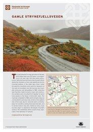 GAMLE STRYNEFJELLSVEGEN - Fjord Norway