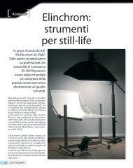 Elinchrom: strumenti per still-life - Fotografia.it