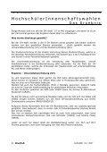 Ausgabe 2 - Fachschaft Raumplanung - Page 4