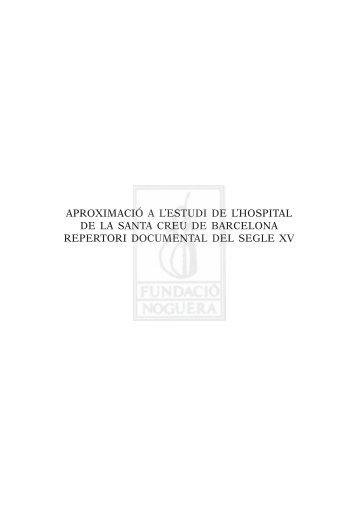 Versió en PDF - Fundació Noguera