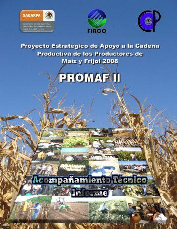 evaluacion promaf 2008 - Firco
