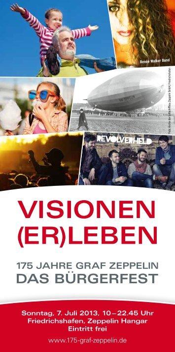 Visionen (er)leben - Friedrichshafen