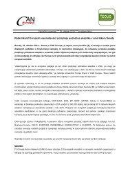Sporočilo za javnost v pdf. obliki - Focus, društvo za sonaraven razvoj