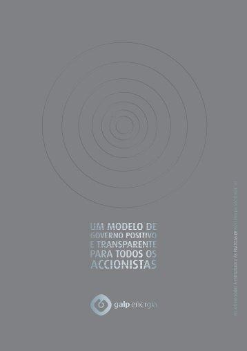 Relatório de Governo da Sociedade 2007 Download ... - Galp Energia