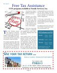 FSI NEWS - Family Services, Inc. - Page 4