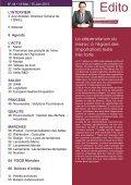 Les clés pour réussir sa construction - FOOD MAGAZINE - Page 5