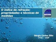 in n - Fotonica.ifsc.usp.br - USP